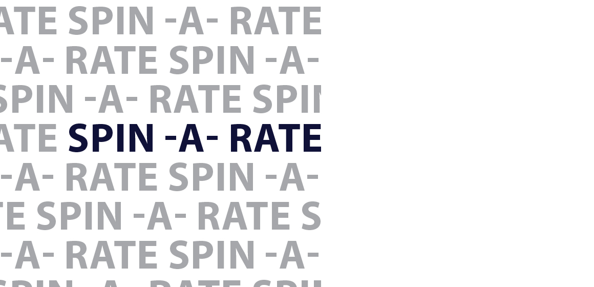 Auto Loan::Spin-A-Rate