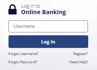 New Log In - Blank